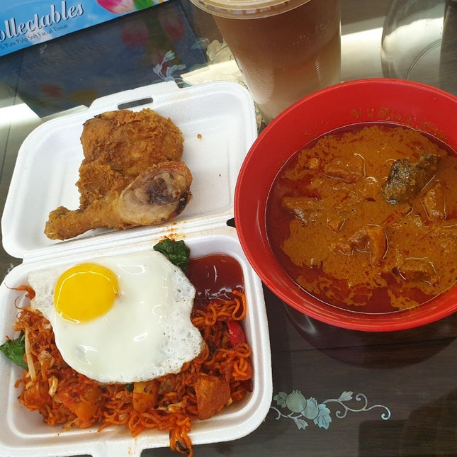 Lazy Lunch On Grab