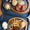 Affordable Halal Sizzling Western Plate
