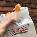 Krispy Kreme Original Glazed (S$2.60)