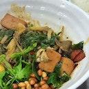 『麻辣香锅 |中辣 |多汁』It has been awhile since I last ate the 麻辣香锅 at Suntec City Food Republic..