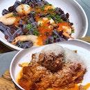 【Burpple Beyond 1-for-1】Prawn Olio Olio vs Supremo Porky Marinara #pastasupremo #cafe #cafesg #sgcafe #foodstagram #westernfood #fusionfood #foodporn #instafood #instafoodie #sgfood #sgfoodies #burpple #burpplesg #burpplebeyond #aoburpplebeyond