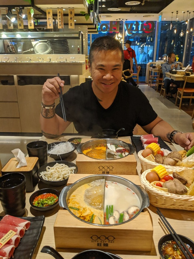 Chinese Food In Singapore