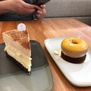 Cheesecake & Earl Passion