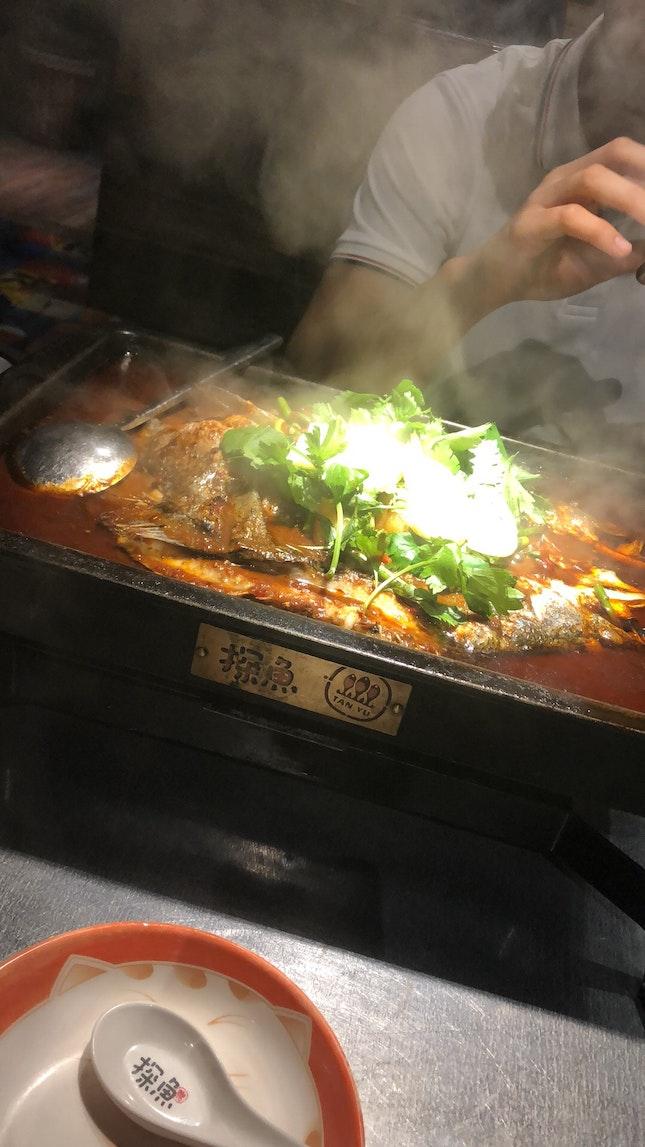 Big Portion Fish