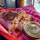 Fish Quesadilla ($12)