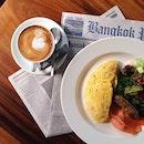 #breakfast #latteart #adlibbangkok