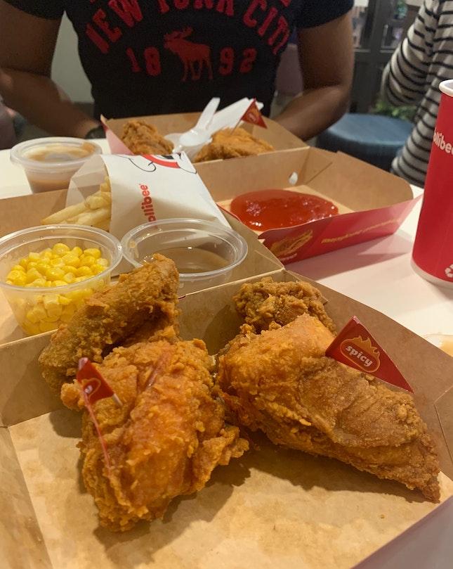 2-pcs Spicy Joy Chicken
