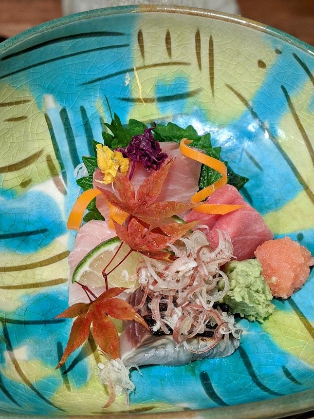 Premium Assorted Sashimi