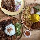 Tasty & Filling Balinese Nasi Campur