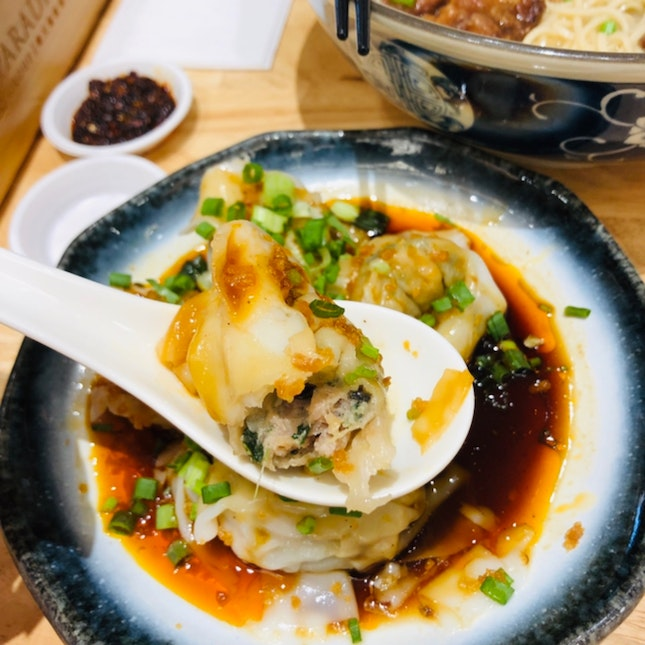 Dumplings That Never Disappoint!