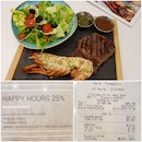 Happy Hour 25% 3pm~5.30pm Monday ~Friday