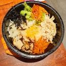 Chicken Bibimbab