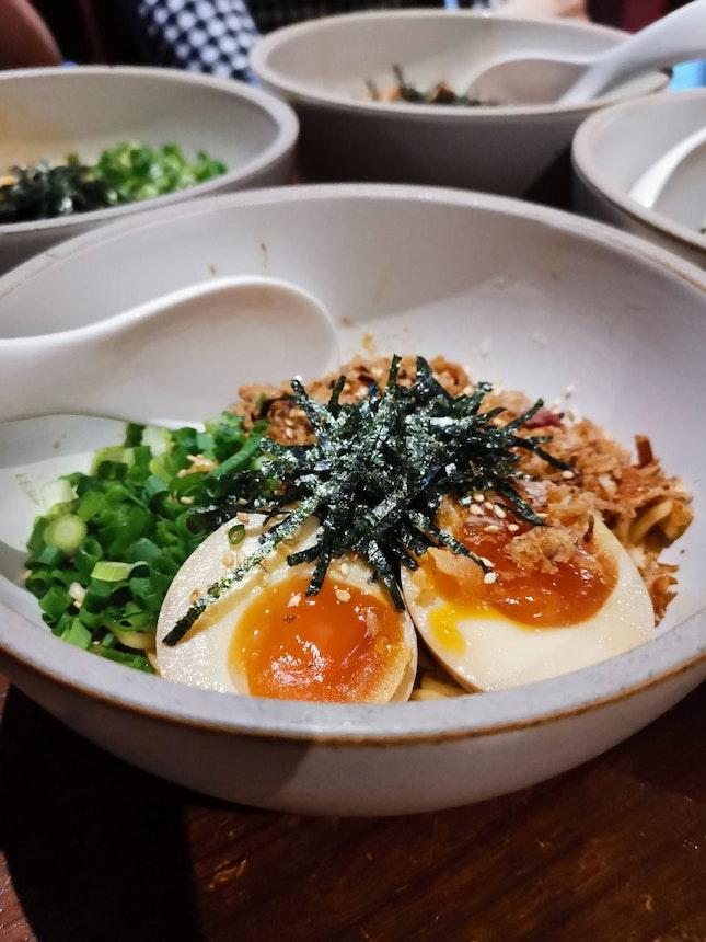 Si Chuan Egg Noodles