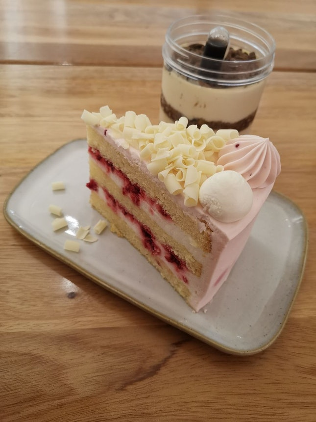 Yuzu Raspberry & Tiramisu