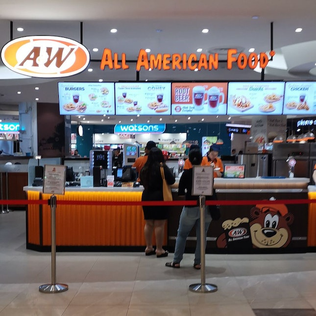 Indifferent Fast Food Outlet