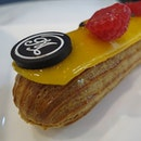 I decided to drop by L'eclair again to try new favour after work for Tea break...