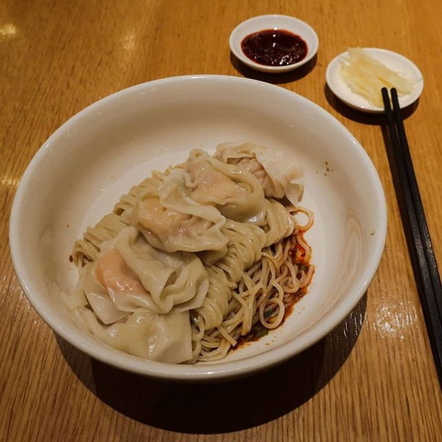 Before I'm heading back to Singapore, I had decided to stop by Din Tai Fung for tea break before heading home.