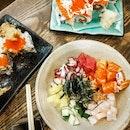 Ichiro Sushi Bar @ 1U