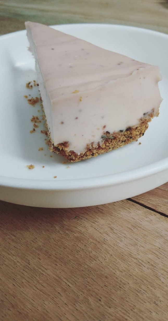 Berries Cheesecake (RM15)