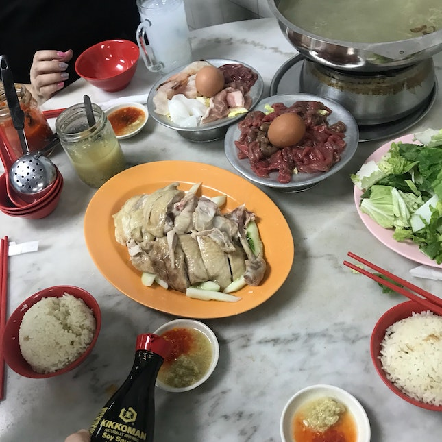 A Definite Must-try For Chicken Rice Fanatics