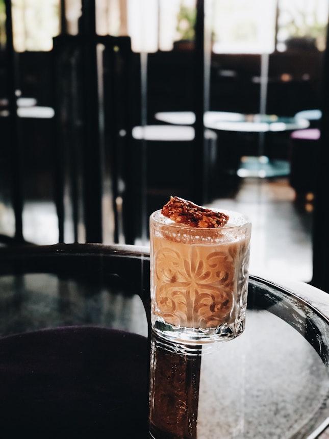 Peanut Butter Cocktail