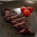Great Steak and Dessert