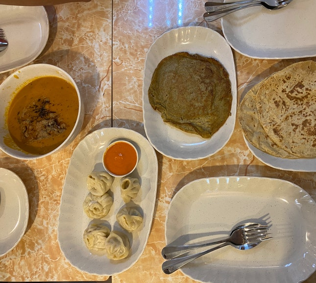 Authentic Nepalese Dishes