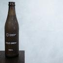 cold brew ($7) @ compound coffee