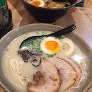 Delicious And Hearty Bowl Of Ramen