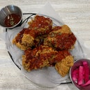 Supa Hot Dak Ganjeong Fried Chicken