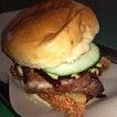 Pork Belly Burger!