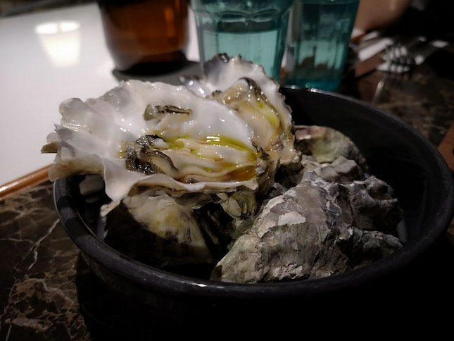 Fresh Imported Oysters [RM24]