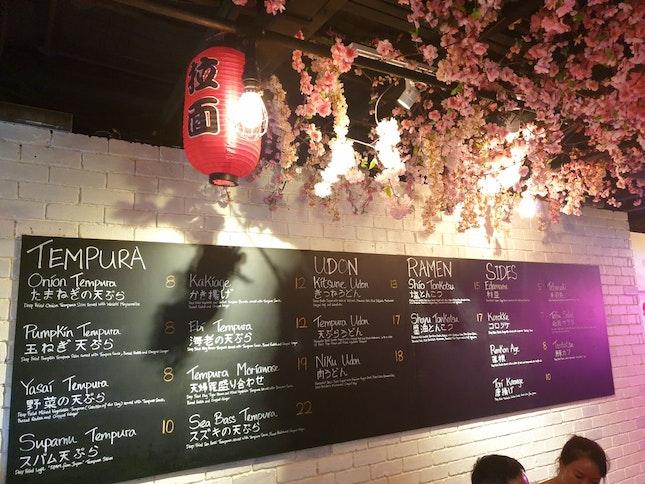Top 5 Japanese Food in Singpore