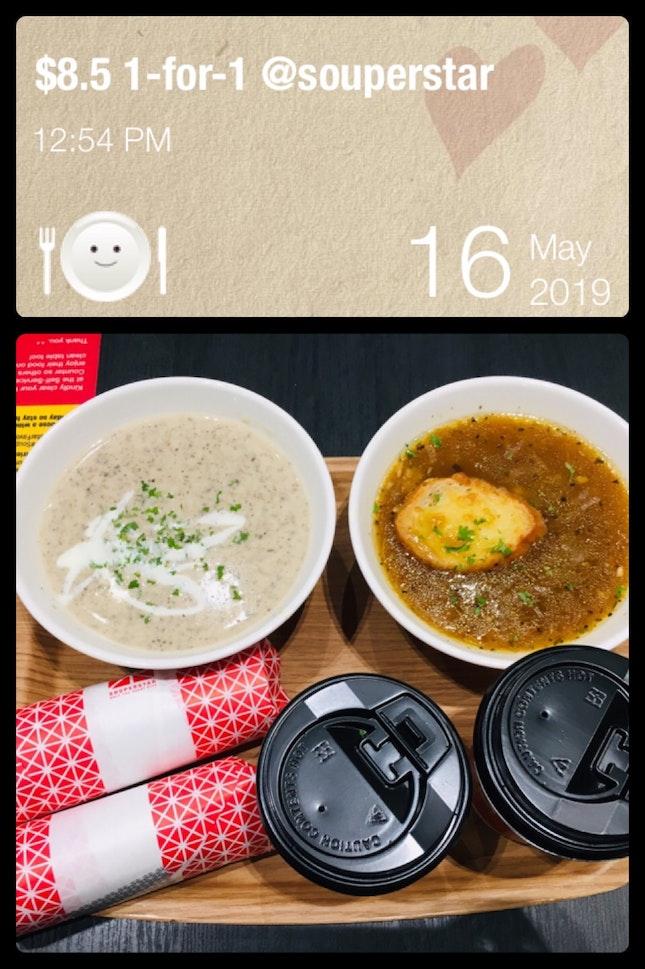 Soup Trad PP Combo