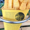 Sweet Butter Corn Fries | $6.90