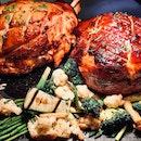Turkey Ham | $58++
