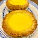 Egg Tart | $2.20