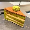 Matcha Tiramisu Cake | $8.90