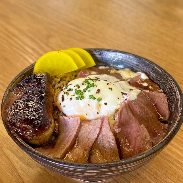 Foie Gras Truffle Yakiniku | $21.90