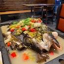 Riverside Grilled Fish (Raffles City)