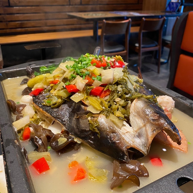 Patin Set Meal For 2   $28