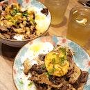 Miso Mayo Black Angus & Garlic Butter Angus