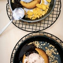 Molten Lava Cookies With A Scoop Of Ice Cream