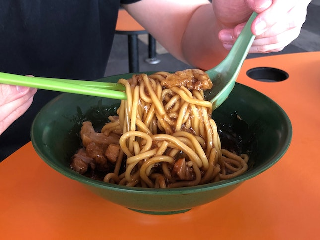 Pretty Underrated Lor Mee