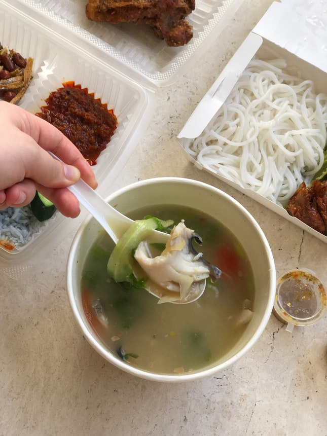 New Fish Soup Stall By Ex-Naked Finn Chef