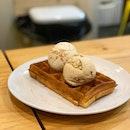 🍦 Peanut Butter, Oreo Milk ($9.50 total)