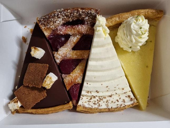 Windowsill Pies (2 For 2)