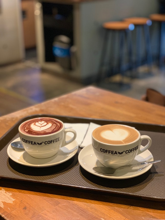 Capuccino & Hot Chocolate