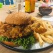 Crispy Kani Burger