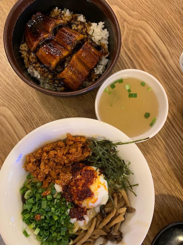 Decent Japanese Food